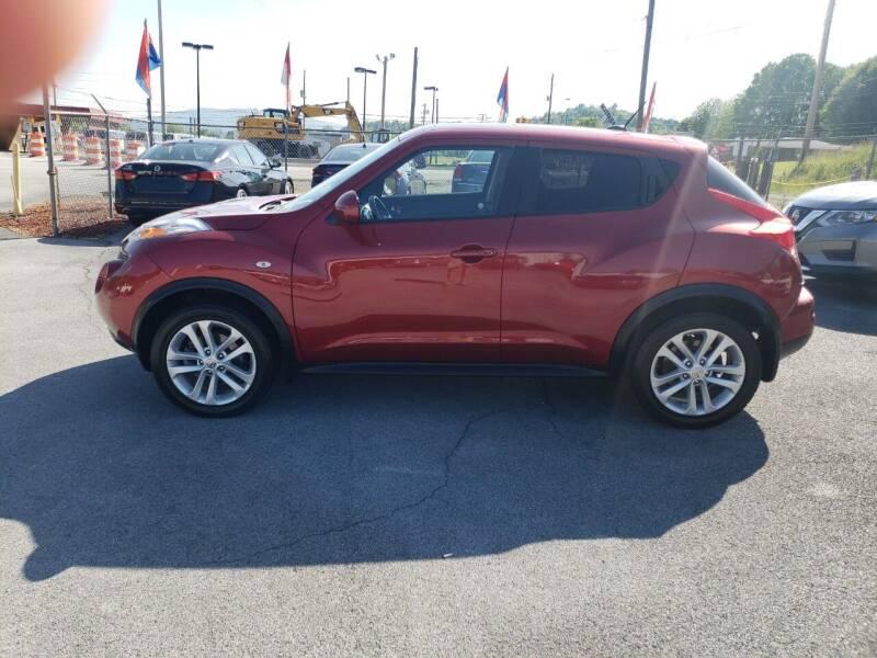 2011 Nissan JUKE for sale at Green Tree Motors in Elizabethton TN