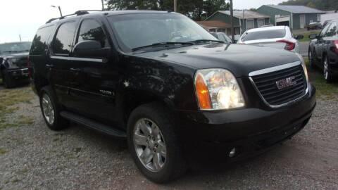 2007 GMC Yukon for sale at Select Cars Of Thornburg in Fredericksburg VA