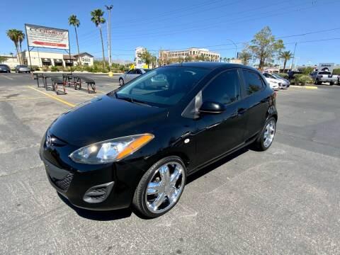 2011 Mazda MAZDA2 for sale at Charlie Cheap Car in Las Vegas NV