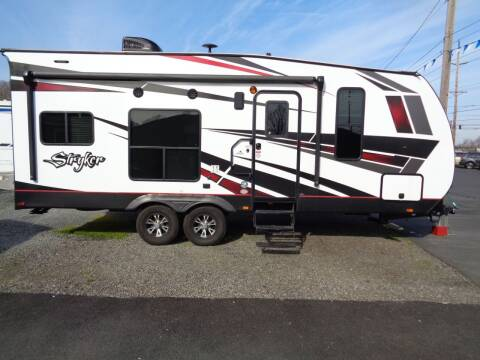 2019 Cruiser RV STRYKER for sale at PG Motors in Portland OR