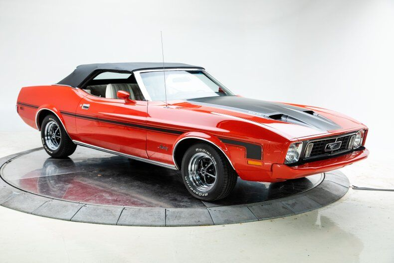1973 Ford Mustang 8