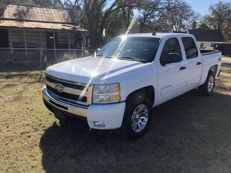 2011 Chevrolet Silverado 1500 for sale at Village Motors Of Salado in Salado TX
