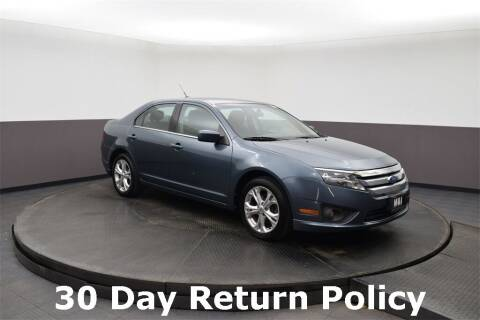 2012 Ford Fusion for sale at M & I Imports in Highland Park IL