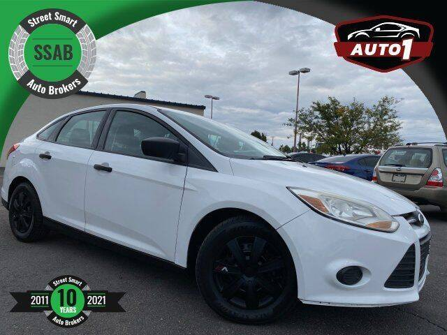 2014 Ford Focus for sale at Street Smart Auto Brokers in Colorado Springs CO