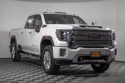 2020 GMC Sierra 3500HD for sale at Chevrolet Buick GMC of Puyallup in Puyallup WA