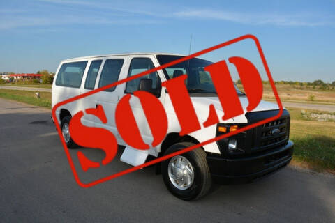 2010 Ford E-Series Cargo for sale at Signature Truck Center in Crystal Lake IL
