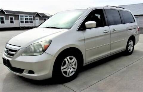 2006 Honda Odyssey for sale at Central City Auto West in Lewistown MT