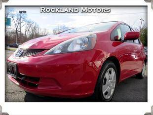 2013 Honda Fit for sale at Rockland Automall - Rockland Motors in West Nyack NY