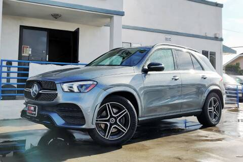 2020 Mercedes-Benz GLE for sale at Fastrack Auto Inc in Rosemead CA