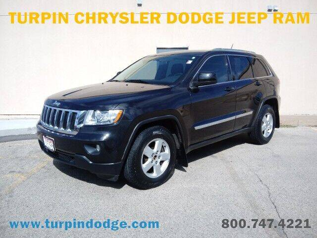 2011 Jeep Grand Cherokee for sale at Turpin Dodge Chrysler Jeep Ram in Dubuque IA