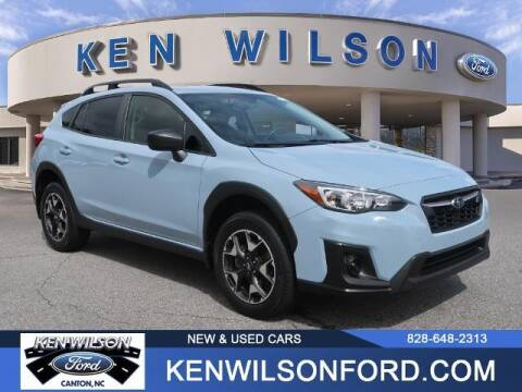 2019 Subaru Crosstrek for sale at Ken Wilson Ford in Canton NC