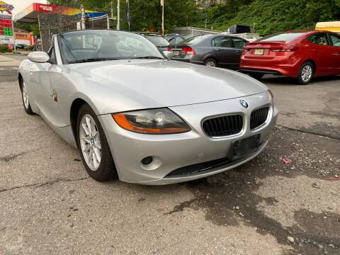 2004 BMW Z4 for sale at Exotic Automotive Group in Jersey City NJ