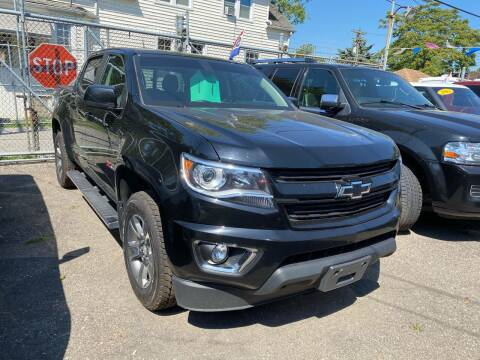 2017 Chevrolet Colorado for sale at C & M Auto Sales in Detroit MI