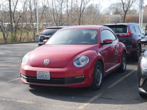 2012 Volkswagen Beetle for sale at Park Place Motor Cars in Rochester MN