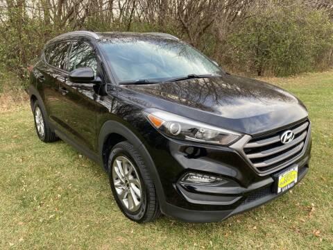 2016 Hyundai Tucson for sale at M & M Motors in West Allis WI