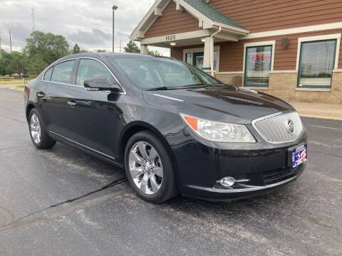 2012 Buick LaCrosse for sale at Auto Outlets USA in Rockford IL