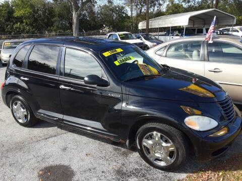 2003 Chrysler PT Cruiser for sale at Easy Credit Auto Sales in Cocoa FL