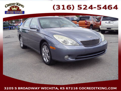 2005 Lexus ES 330 for sale at Credit King Auto Sales in Wichita KS