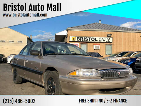 1997 Buick Skylark for sale at Bristol Auto Mall in Levittown PA