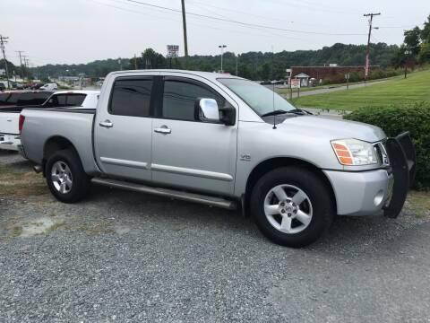 2004 Nissan Titan for sale at Clayton Auto Sales in Winston-Salem NC