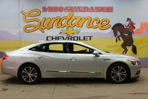 2017 Buick LaCrosse for sale at Sundance Chevrolet in Grand Ledge MI