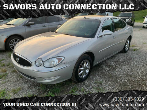 2005 Buick LaCrosse for sale at SAVORS AUTO CONNECTION LLC in East Liverpool OH