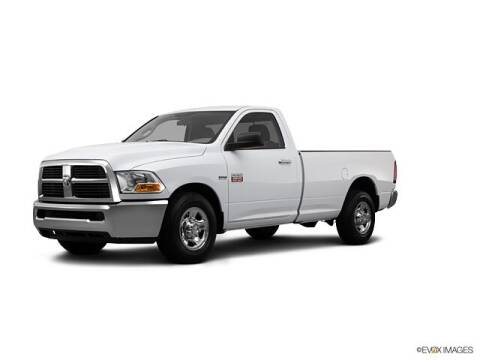 2012 RAM Ram Pickup 2500 for sale at Jamerson Auto Sales in Anderson IN