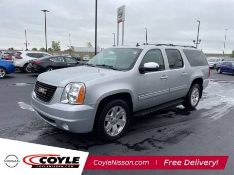 2012 GMC Yukon XL for sale at COYLE GM - COYLE NISSAN - Coyle Nissan in Clarksville IN