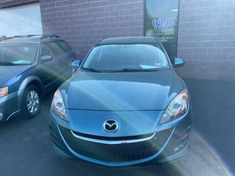 2010 Mazda MAZDA3 for sale at 924 Auto Corp in Sheppton PA