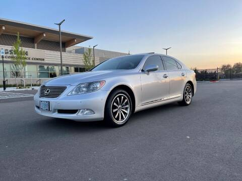 2009 Lexus LS 460 for sale at Accolade Auto in Hillsboro OR