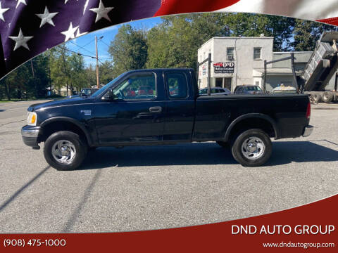 1999 Ford F-150 for sale at DND AUTO GROUP in Belvidere NJ