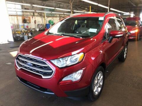 2018 Ford EcoSport for sale at Tim Short Auto Mall in Corbin KY
