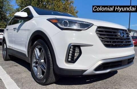 2018 Hyundai Santa Fe for sale at Colonial Hyundai in Downingtown PA