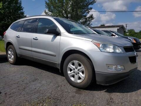 2009 Chevrolet Traverse for sale at Paramount Motors in Taylor MI