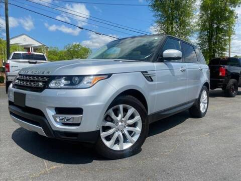 2015 Land Rover Range Rover Sport for sale at iDeal Auto in Raleigh NC