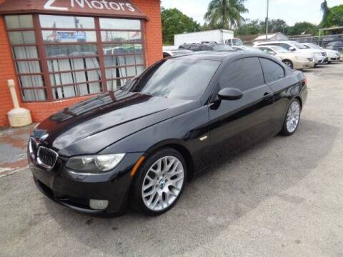 2009 BMW 3 Series for sale at Z MOTORS INC in Fort Lauderdale FL