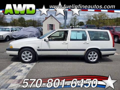 1999 Volvo V70 for sale at FUELIN FINE AUTO SALES INC in Saylorsburg PA