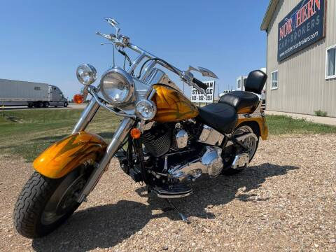 2003 Harley Davidson Soft Tail for sale at Northern Car Brokers in Belle Fourche SD