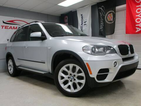 2012 BMW X5 for sale at TEAM MOTORS LLC in East Dundee IL