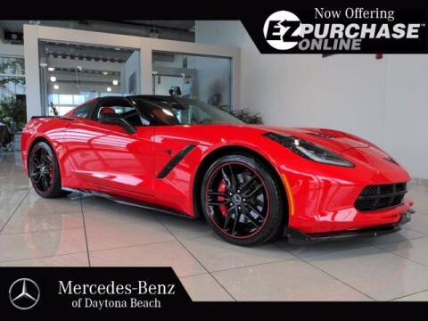 2015 Chevrolet Corvette for sale at Mercedes-Benz of Daytona Beach in Daytona Beach FL