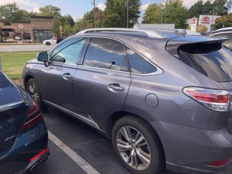 2015 Lexus RX 350 for sale at Southern Auto Solutions-Jim Ellis Hyundai in Marietta GA