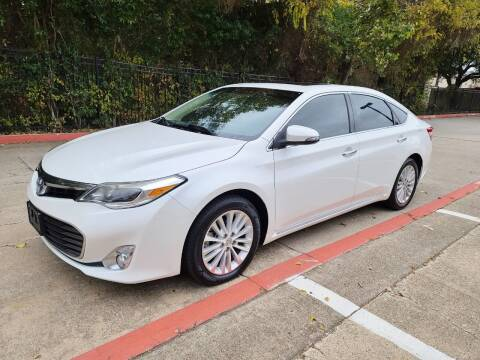 2014 Toyota Avalon Hybrid for sale at DFW Autohaus in Dallas TX