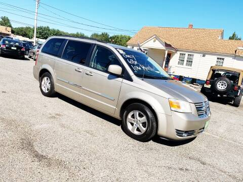 2008 Dodge Grand Caravan for sale at New Wave Auto of Vineland in Vineland NJ