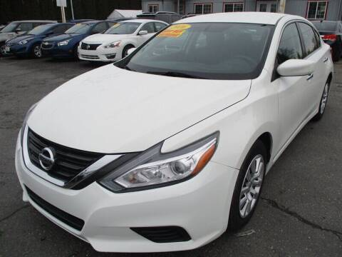 2016 Nissan Altima for sale at GMA Of Everett in Everett WA
