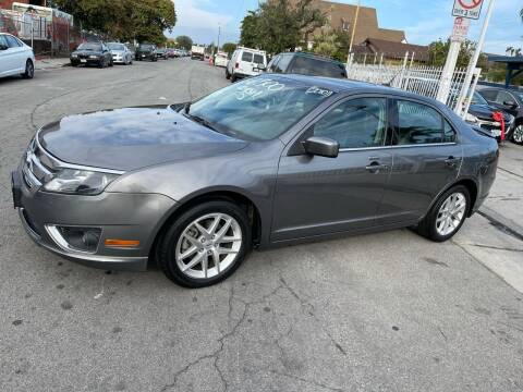 2010 Ford Fusion for sale at Olympic Motors in Los Angeles CA