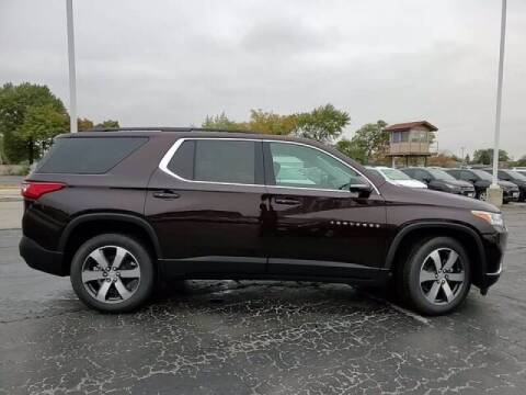 2020 Chevrolet Traverse for sale at Hawk Chevrolet of Bridgeview in Bridgeview IL