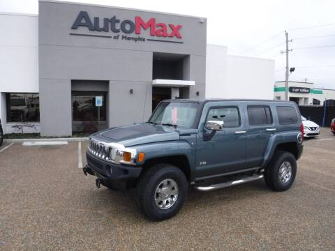 2007 HUMMER H3 for sale at AutoMax of Memphis - Logan Karr in Memphis TN