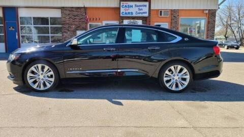 2015 Chevrolet Impala for sale at Twin City Motors in Grand Forks ND