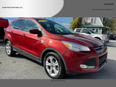 2015 Ford Escape for sale at South Point Auto Plaza, Inc. in Albany NY