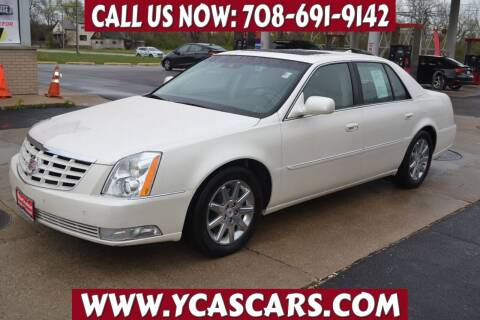 2011 Cadillac DTS for sale at Your Choice Autos - Crestwood in Crestwood IL
